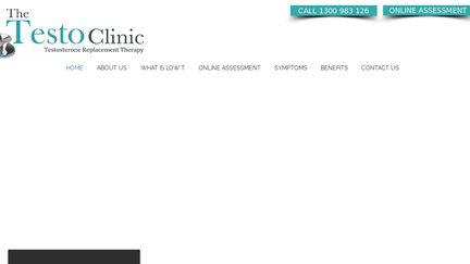 The Testo Clinic