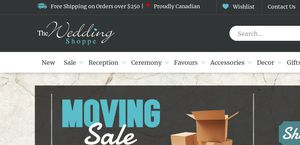The Wedding Shoppe, London Ontario Canada