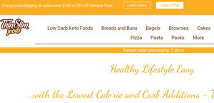 Thin Slim Foods Reviews - 2 Reviews of Thinslimfoods com | Sitejabber