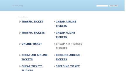 Ticket.org