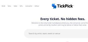 TickPick Reviews - 116 Reviews of Tickpick com | Sitejabber