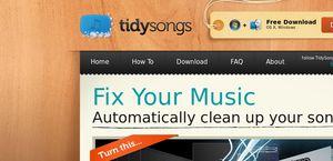 Tidy Songs