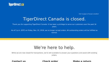 TigerDirect.ca