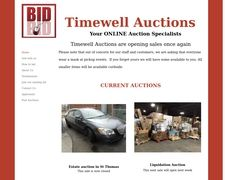 Timewell Auctions