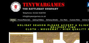 Tiny Wargames UK