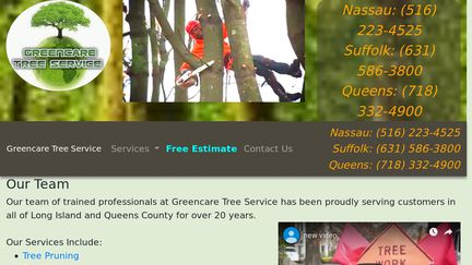 Greencare Tree Service