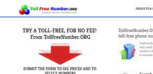 TollFreeNumber.org