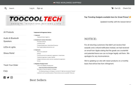 Too Cool Tech