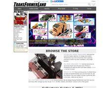 TransformerLand