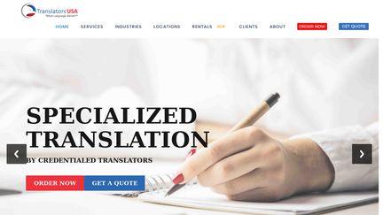 Translators USA LLC