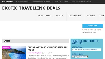 TravellingVacationDeals