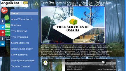 Tree Servicesof Omaha