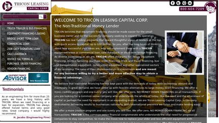 Tricon Leasing