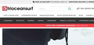 Trioceansurf.co.uk