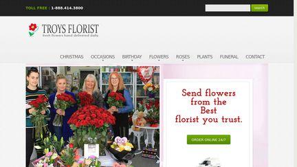 Troys Florist