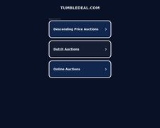 TumbleDeal