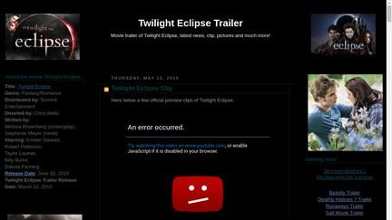 Twilight Eclipse movie-trailer