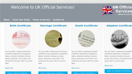 UKOfficialServices.co.uk