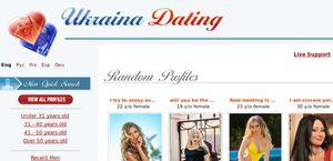 dating site Ukrainassa