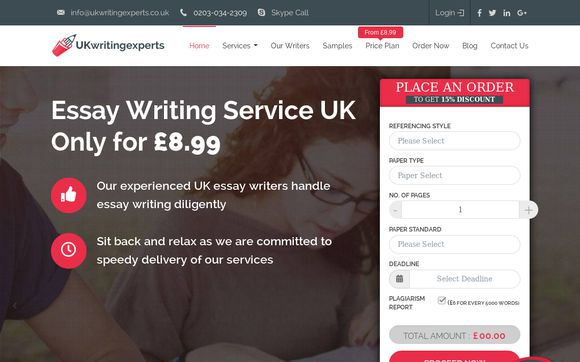 Ukwritingexperts.co.uk