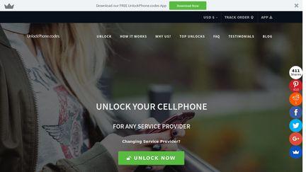 Unlock Your Cellphone