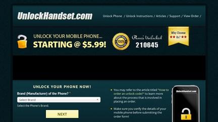 Unlockhandset.com