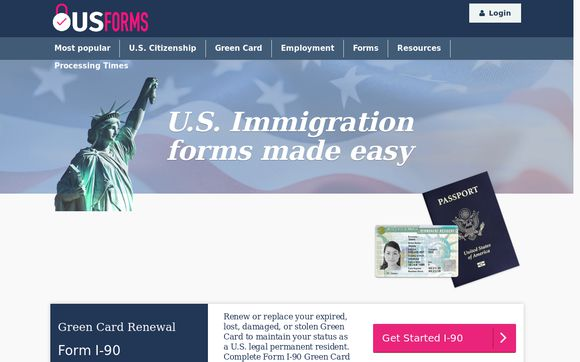 U. S. Forms