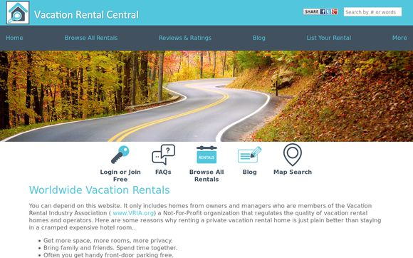 Vacation Rental Central