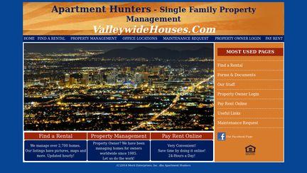 ValleyWideHouses.COM