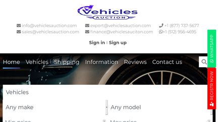 Vehiclesauction.com