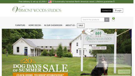 Vermont Woods Studios Furniture