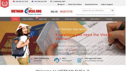 vietnam-evisa.org