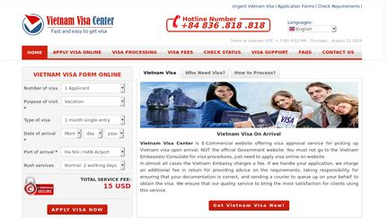 VietnamVisaCenter