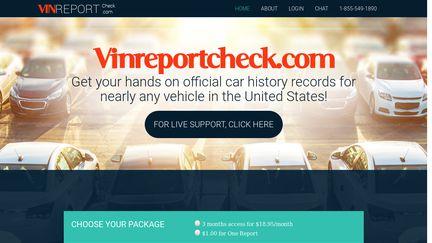 VINReportCheck.com