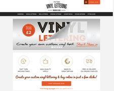 Vinyl Lettering Online UK