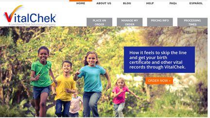 LexisNexis VitalChek Network Inc.