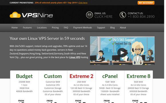 VPSNine