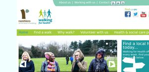 Walkingforhealth.org.uk