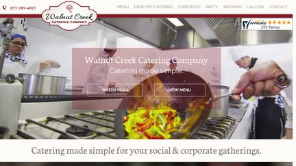 Walnut Creek Catering Company