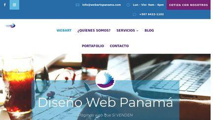 WebArt Panama