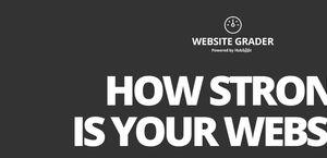 Perfect Websitegrader.com