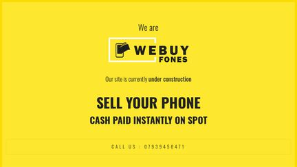 Webuyfones.co.uk