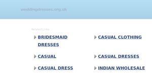 Weddingdresses.org.uk