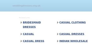 Weddingdresses.org.uk