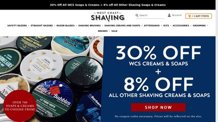 WestCoastShaving