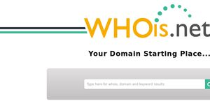 Whois.net