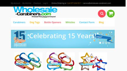 Wholesale-Carabiners.com