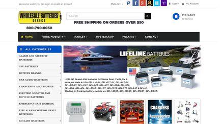 WholesaleBatteriesDirect