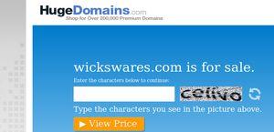 Wickswares