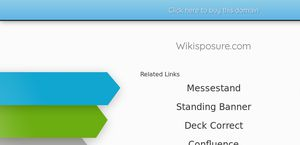 Wikisposure